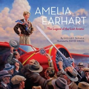 Books For Kids - Amelia Earhart - Barbara Lowell Children's Book Author