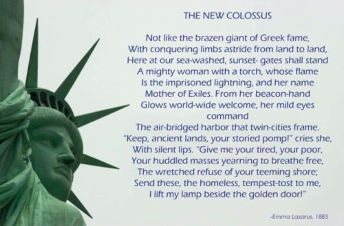 Statue Of Liberty Quote Fascinating Emma Lazarus Liberty's Voice Barbara Lowell Children's Book Author